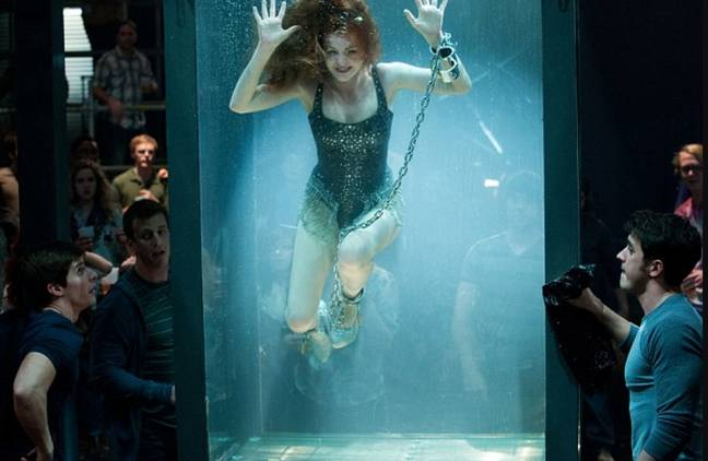 Isla Fisher almost drowned while filming, now you see me