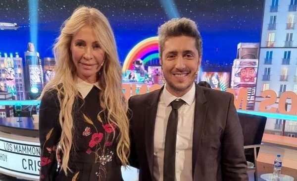 """Jey Mammon broke the silence after Cris Morena's fat-phobic comment: """"He shot anywhere"""""""