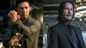"""""""John Wick 4"""": Donnie Yen joins the cast and will share scenes with Keanu Reeves"""
