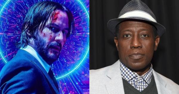 John Wick 4: Wesley Snipes Could Join The Cast | Tomatazos