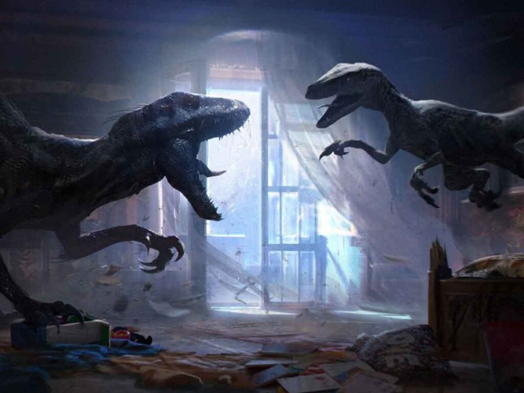 Jurassic World 3 will tell two parallel stories Cinemascomicscom