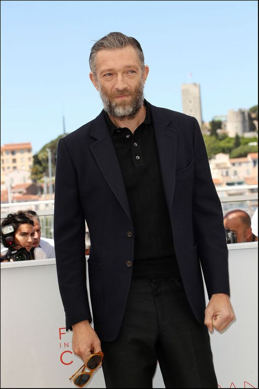 Just the end of the world: which great actor did Vincent Cassel replace at short notice for this film?