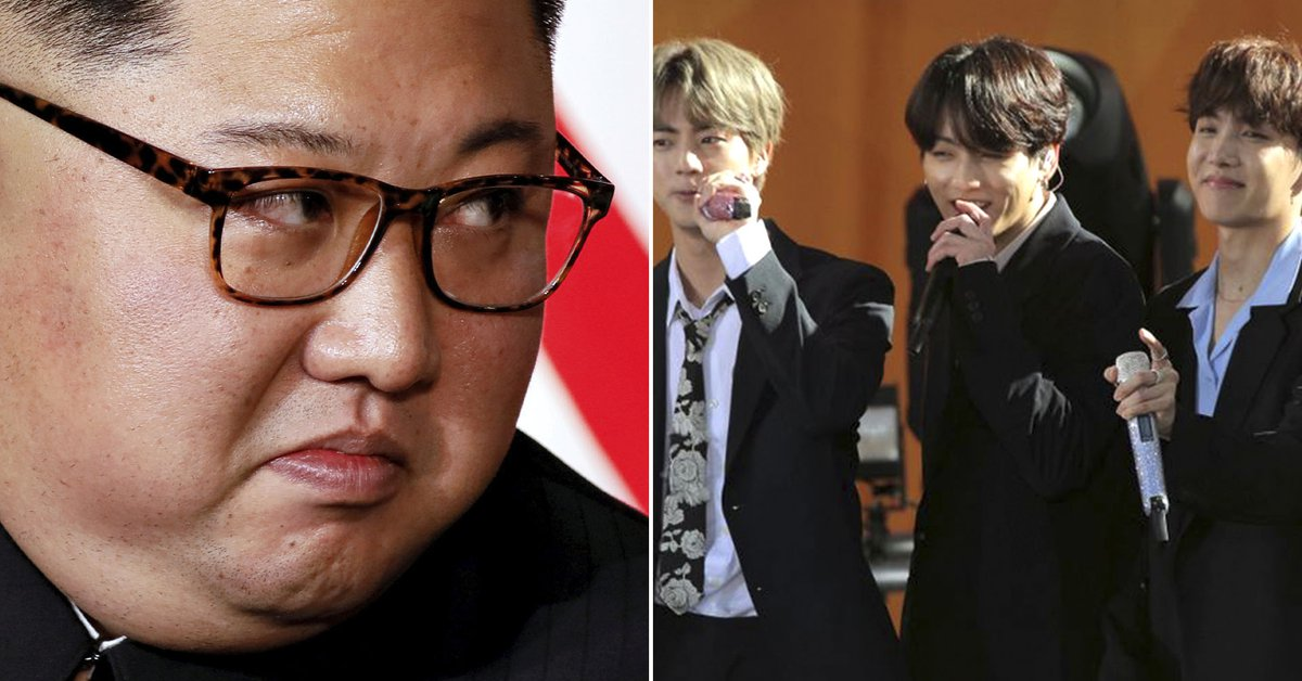 """Kim Jong-un declared war on K-pop, calling it """"vicious cancer"""" and saying it """"corrupts"""" young North Koreans"""