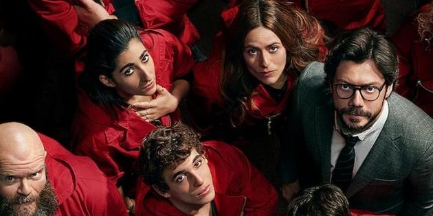 """La Casa de Papel"" reveals the first images of its fifth season on Netflix"