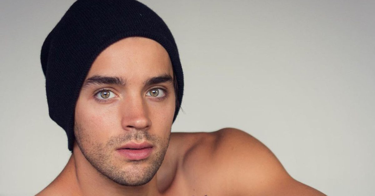 """Leo Deluglio, the Argentine from the most watched foreign series on Netflix: """"When I arrived in Mexico I ate rice with tuna because I wasn't enough money"""""""