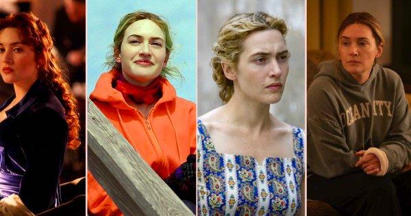 Les rôles cultes de Kate Winslet