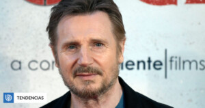 Liam Neeson an action hero who hides his pain in