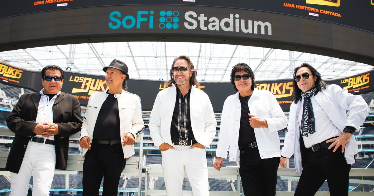 Los Bukis: what new dates opened in the US and how much will the tickets cost