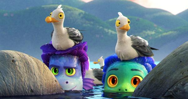 Luca: First reactions to the new Pixar say it is moving and unique | Tomatazos