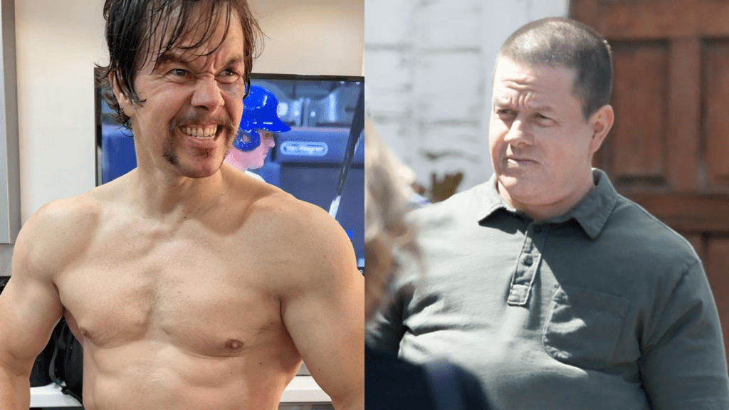 Mark Wahlberg unrecognizable after his weight gain discover his transformation