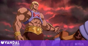 Masters of the Universe First trailer for the Netflix animated