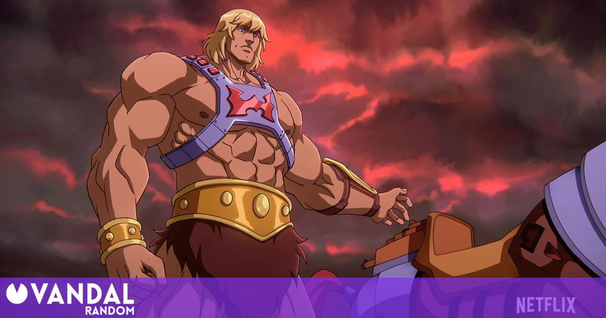 Masters of the Universe: First trailer for the Netflix animated series