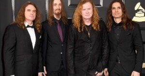 Masturbation lies and videos why Megadeth fired his bassist