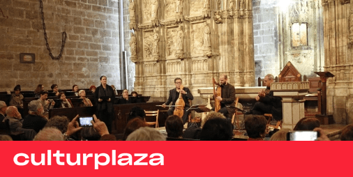 Medieval music comes to San Juan del Hospital