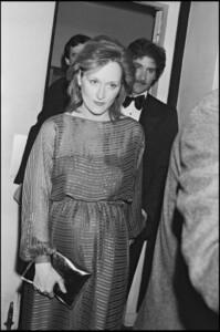 Meryl Streep with whom did she have a tragic love