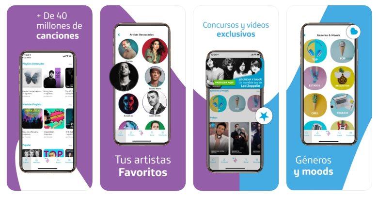 Movistar Música: the Spanish operator presents its alternative to Spotify