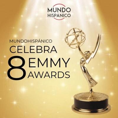 MundoHispánico wins 8 statuettes at Emmy Awards 2021