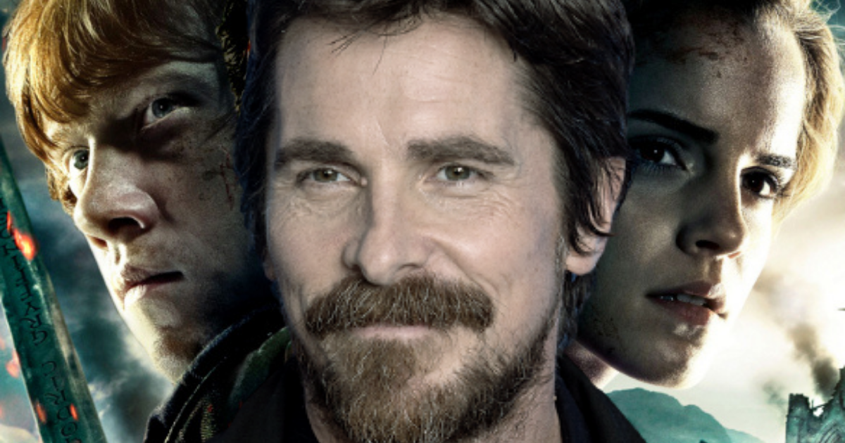 Netflix: Christian Bale and a Harry Potter actor in a film about the roots of the horror genre