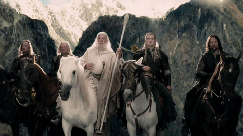 New Line announces the War of the Rohirrim a new