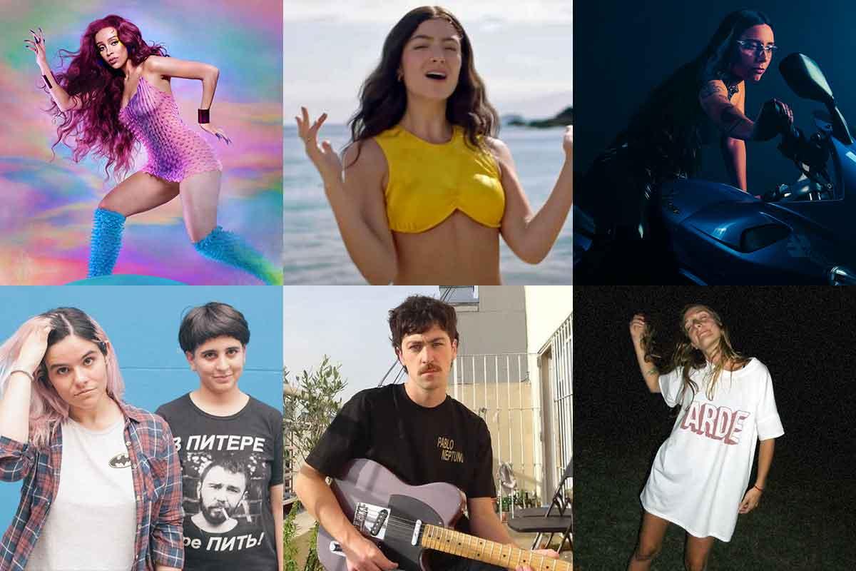 New music: Lorde, Eve Calletti, Doja Cat, Pablo Neptuno and more