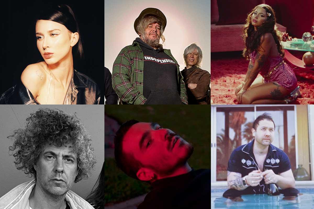 New music: Massacre, Chita, Unknown Mortal Orchestra, Pérez, Ms Nina and more