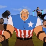 "New trailer for ""America"": Channing Tatum is George Washington"