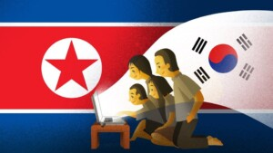 North Korea: the law that punishes those who watch foreign series