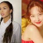 Olivia Rodrigo conquers TWICE's Nayeon with her music
