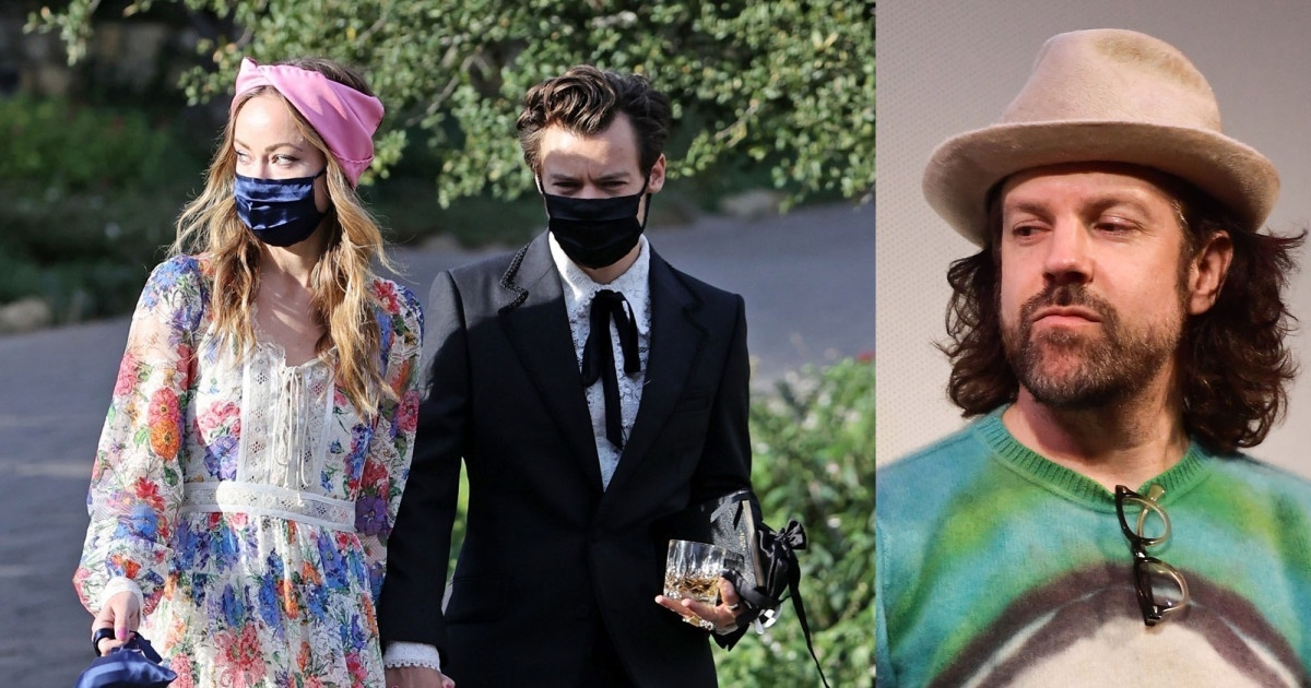Olivia Wilde and Harry Styles happier than ever; Jason Sudeikis very depressed
