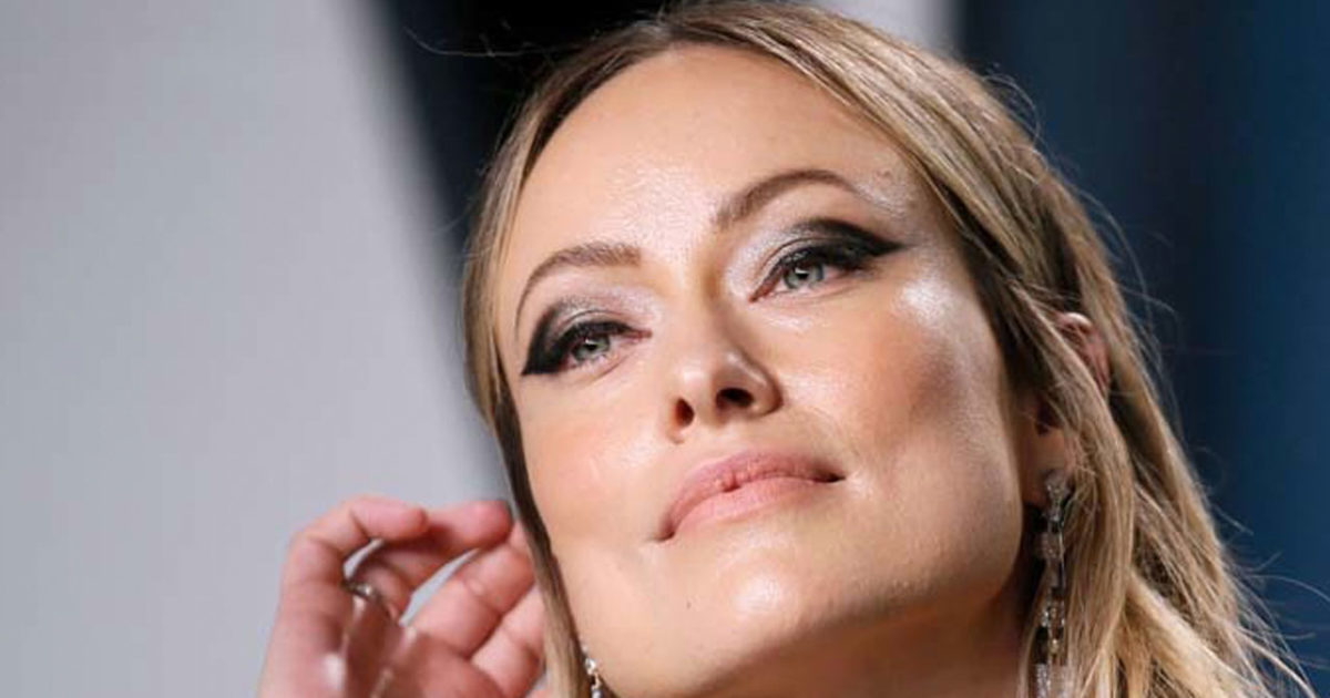 Olivia Wilde wore Harry Styles necklace here the evidence
