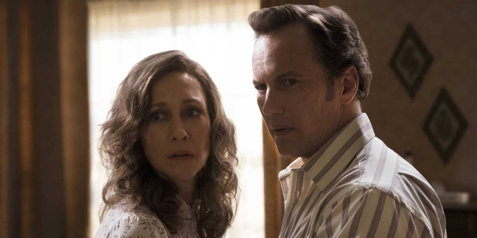 """Patrick Wilson and Vera Farmiga, the shocking duo of the """"Conjuring"""" saga: """"We form a real family"""""""