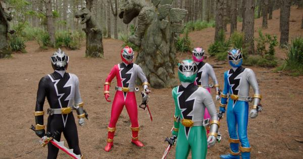 Power Rangers Reboot already has a release date   Tomatazos