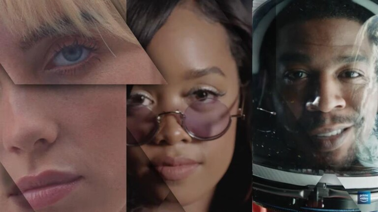 Prime Day Show Trailer with Billie Eilish, HER and Kid Cudi