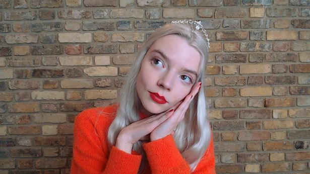 Queens Gambit member Anya Taylor Joy speaks with a Scottish accent