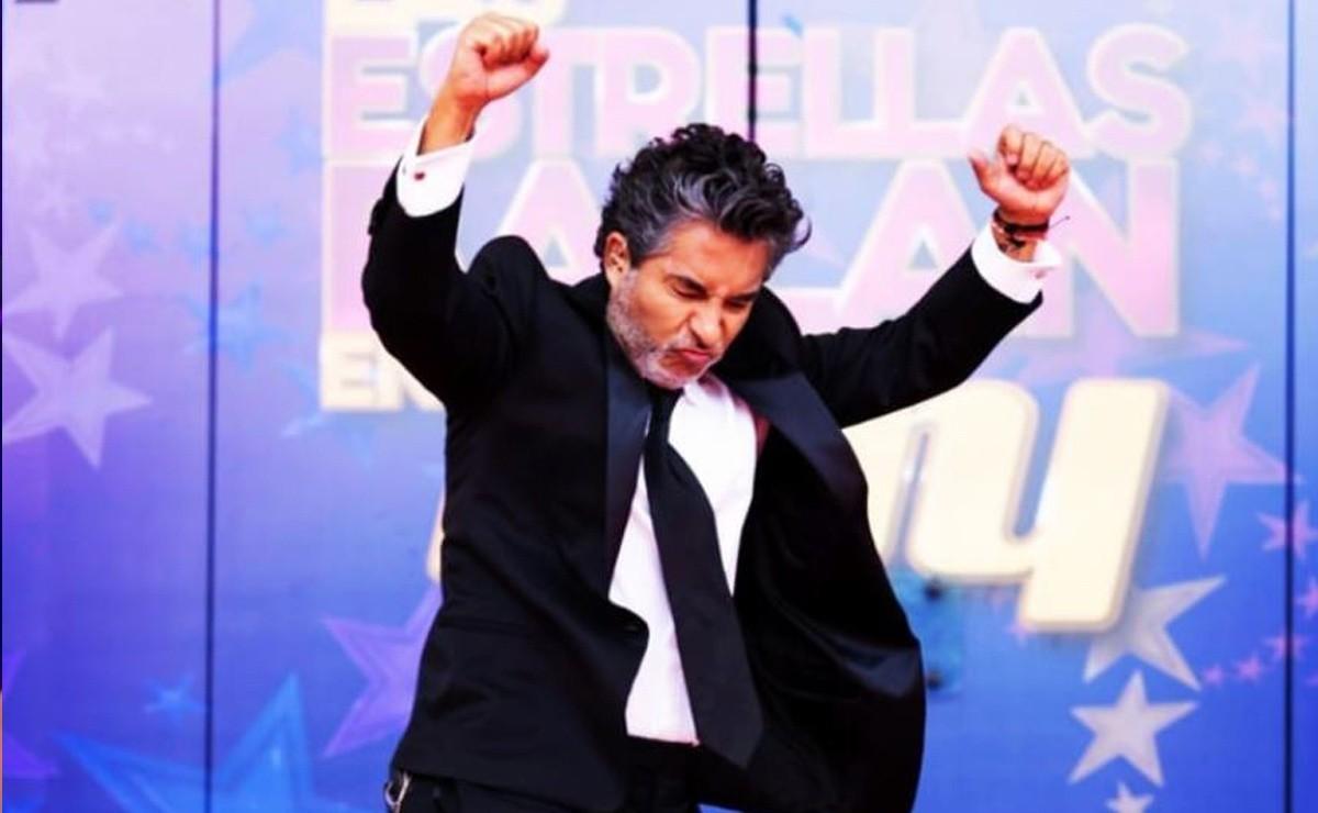 Red-handed !, Raúl Araiza captured on famous
