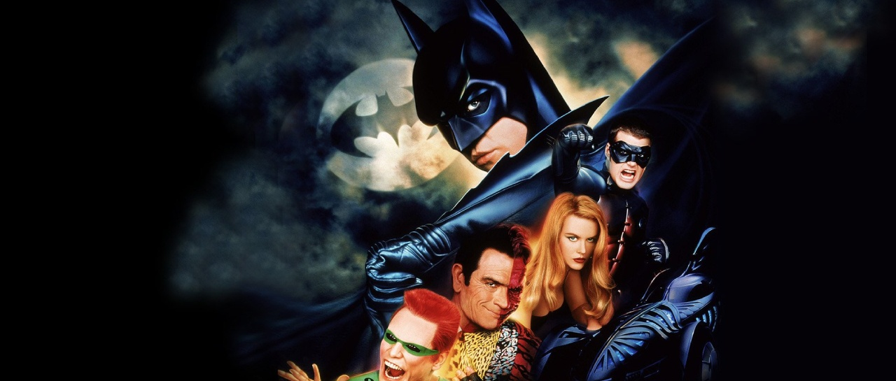 'Release The Schumacher Cut' becomes a trend during the anniversary of Batman Forever   Atomix