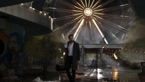 Reminiscence: first images of the mind maze of the creator of Westworld with Hugh Jackman