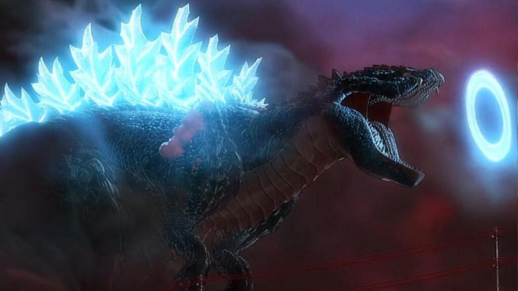 Review of Godzilla Singular Point the new Netflix anime series
