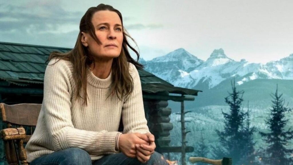 Review of In a Wild Place Robin Wrights feature directing