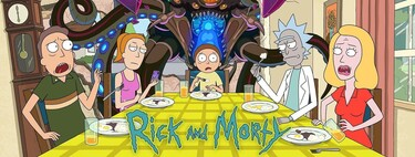 'Rick and Morty' does not fail: the start of its season 5 continues to provide HBO with the most daring science fiction on television
