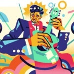Roberto Cantoral: Google dedicates its Doodle to the Mexican singer and composer
