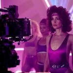 """Rose Byrne, queen of aerobics in """"Physical"""", stronger than Jennifer Beals in """"Flashdance"""""""