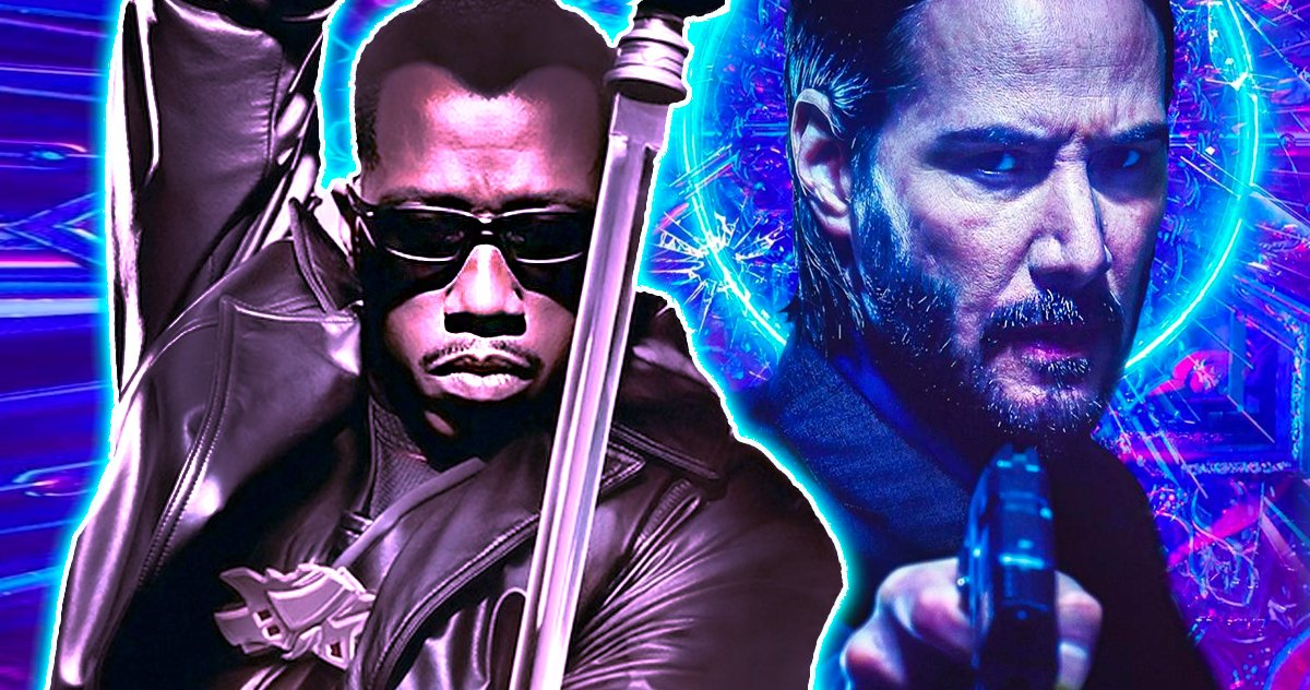 Rumor has it that Wesley Snipes is playing a role in John Wick 4