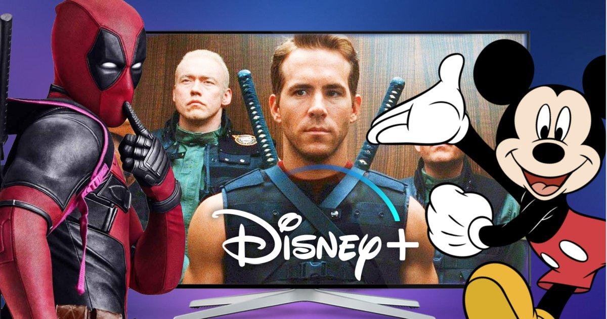 Ryan Reynolds' Deadpool debut is coming to Disney + this week