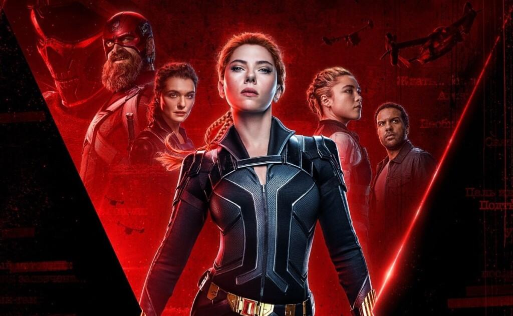 Scarlett Johansson described Black Widow as stressful