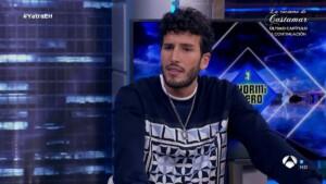 Sebastin Yatra desvela en 'El Hormiguero' qu hace durante 40 minutos despus de un concierto