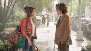 Selena Gomez A rainy day in New York available on