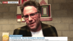 """Seth Rogen no longer supports artists who complain about """"cancel culture"""""""