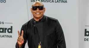 Singer Alexander Delgado from Gente de Zona I was informed
