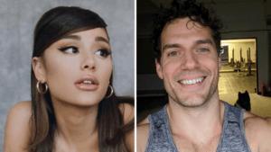 Sonado Ariana Grande y Henry Cavill se unirian en un